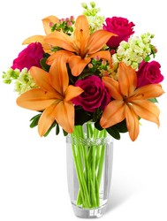 The FTD Luxe Looks Bouquet by Vera Wang from Victor Mathis Florist in Louisville, KY